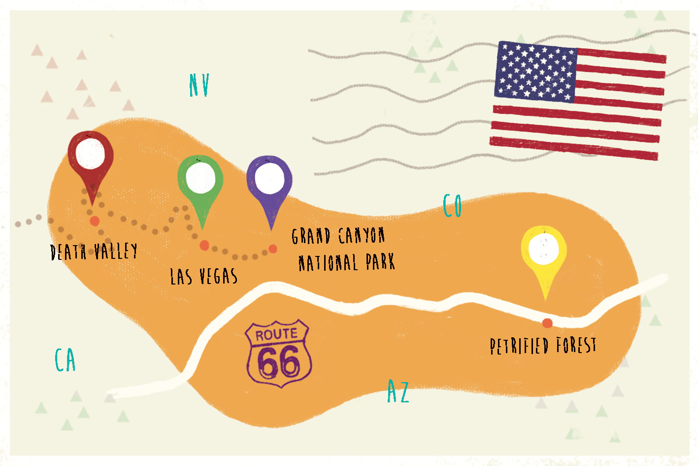 Appunti di viaggio: gli USA on the road