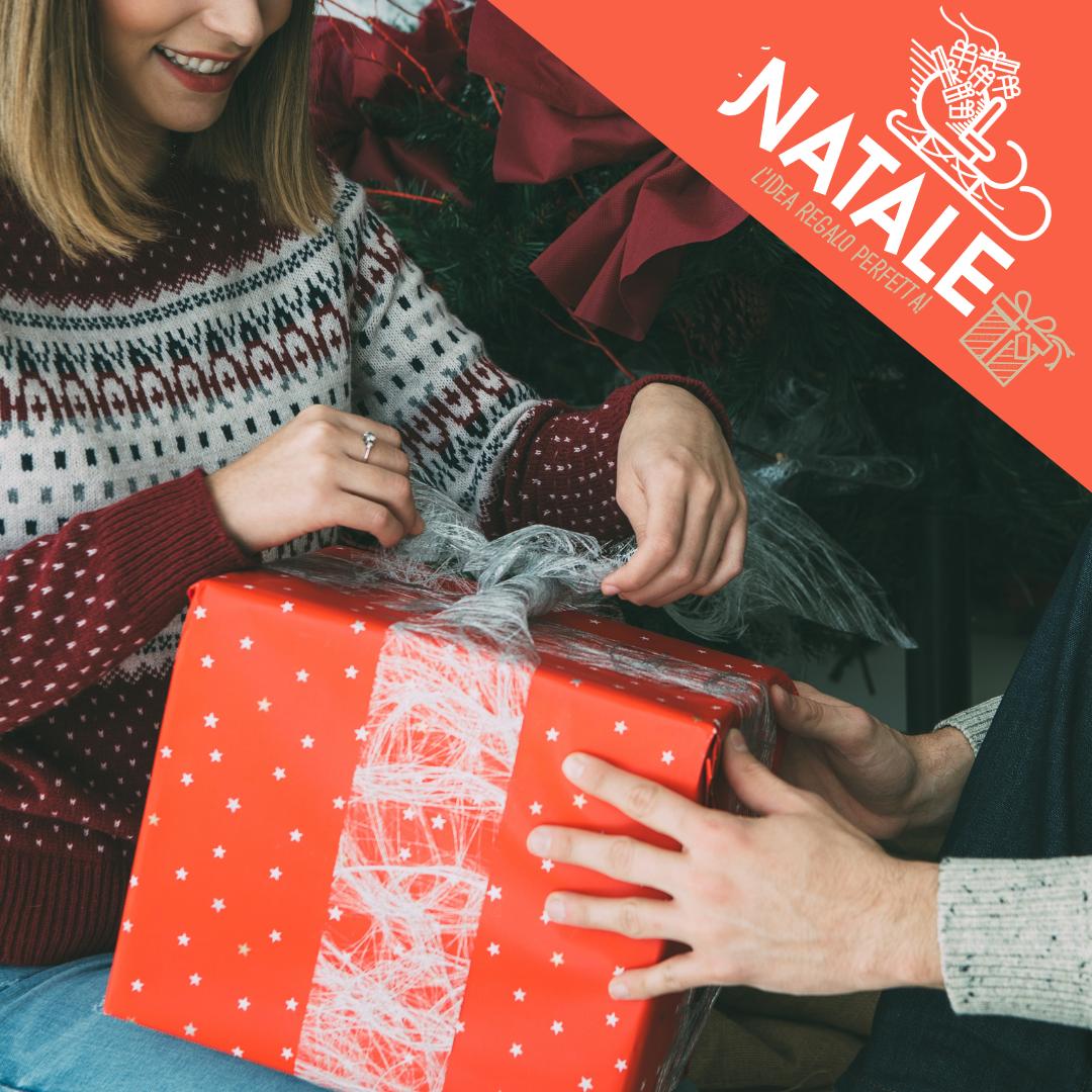 Vuoi regalare MICATUCA per Natale? Ecco come fare