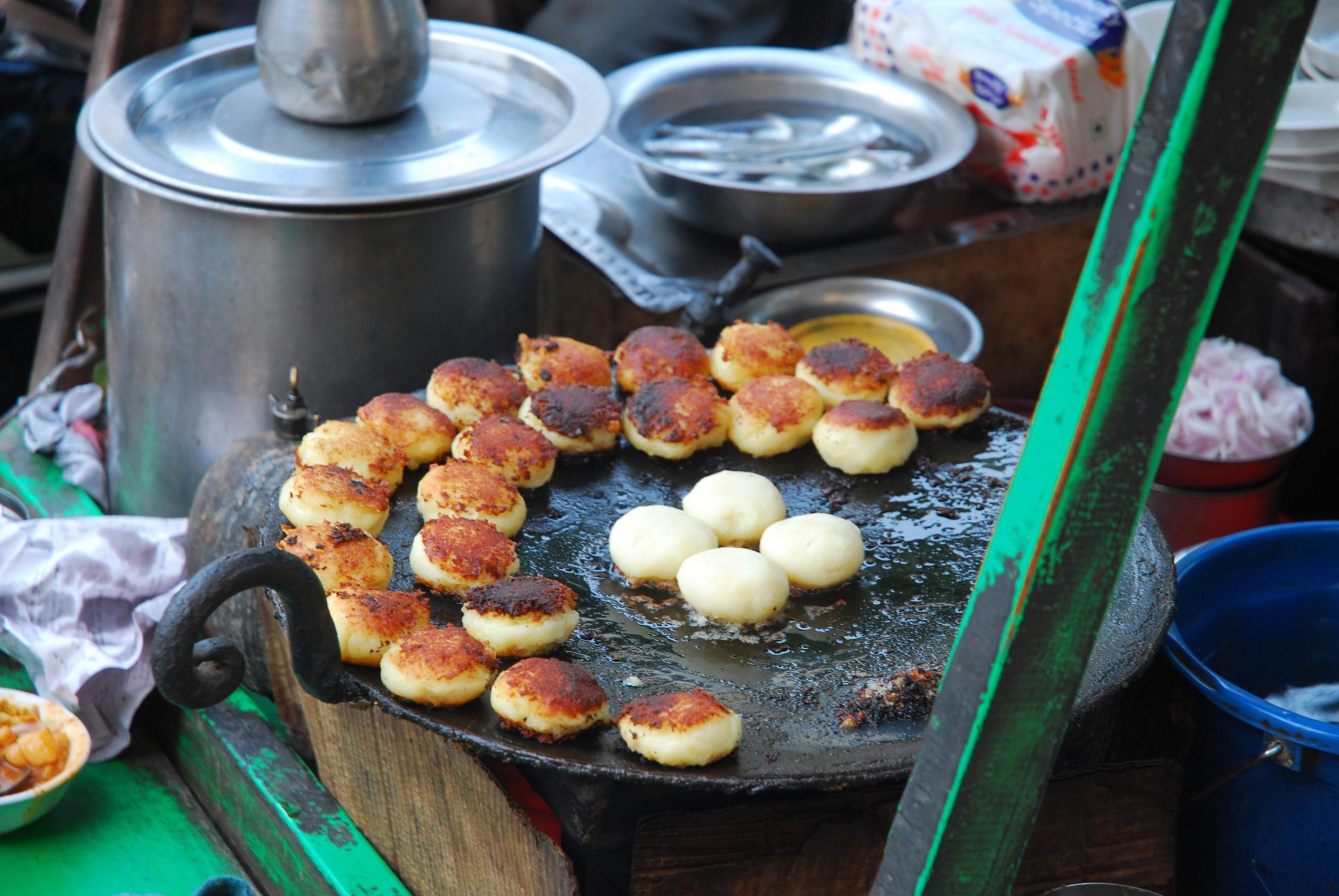 Lo street food indiano