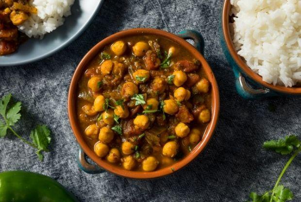 ricetta india chana masala